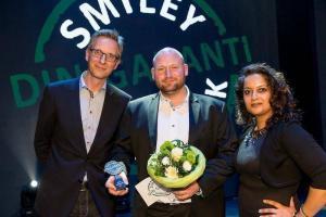 Årets Energimand i Danmark Claus Mikkelsen-Hotpaper