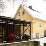 isolering af hus Blommenslyst