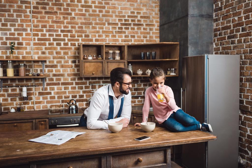 Mindsk risikoen for radon og andre usunde stoffer med Duka One ventilation