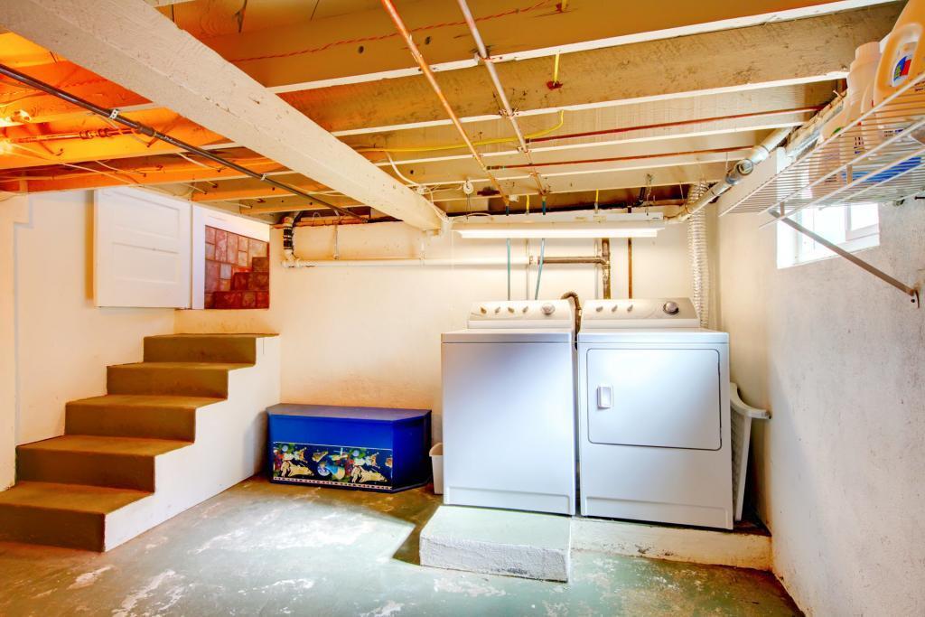 Intelligent radon-udluftning i kælderen kan fjerne radongassen før den trænger op i boligen.