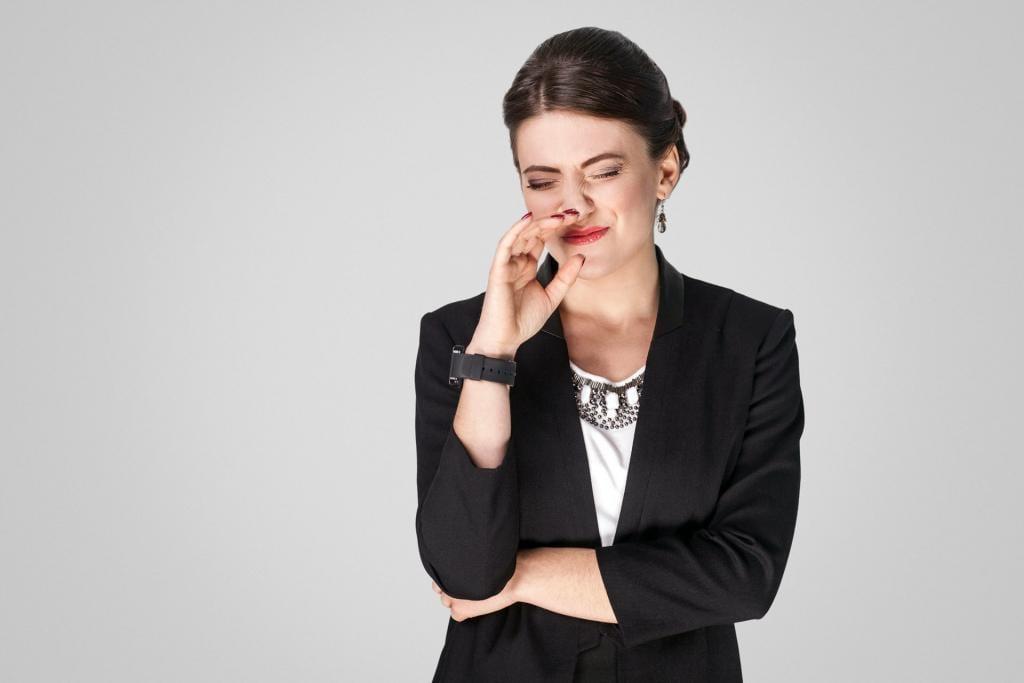 Vær opmærksom på dårlig lugt, hvis du vil sikre dig et sundt indeklima