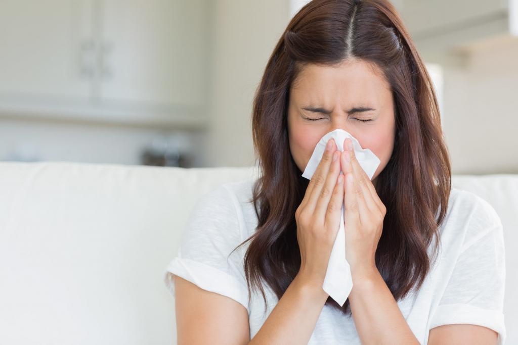 Hyppige forkølelser kan være tegn på dårligt indeklima