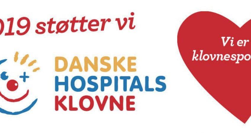 hotpaper hulmursisolering støtter Danske hospitalsklovne